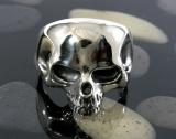 Totenkopf, Skull, Ring, 925 Sterling Silber