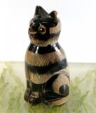 Katze,Horn, Miniatur