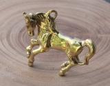 Pferd, Bronzeminiatur, Kettenanhänger