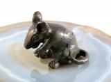 Ratte, Bronzeminiatur
