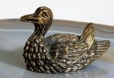 Ente, Bronzeminiatur