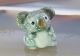 Koala, Porzellanminiaturen
