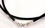 Kautschuk und Silber, Halskette
