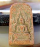 Buddha, Amulett aus Thailand