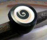 Muschel und Horn, Ring