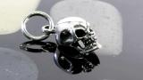 Totenkopf,Skull, Anhänger, 925 Sterling Silber