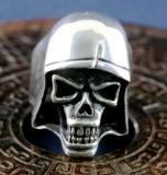 Darth Vader, Totenkopf, Skull, Ring, 925 Sterling Silber